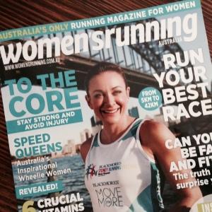 Women's Running Australia  July/August2014 Issue