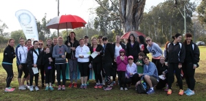 Runners are winners are grinners