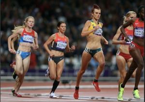 Eloise Wellings - London Olympics