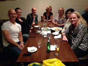 Canberra dinner