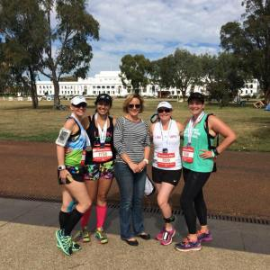Girls canberra